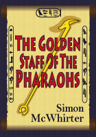 Golden Staff of The Pharaohs Book Cover